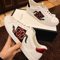 shosouvenir''Gucci'':Gucci:Trending Fashion Casual Sports Shoes