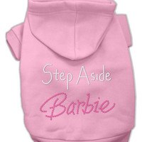 Step Aside Barbie Hoodies Pink L (14)