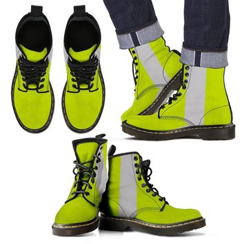 Construction Worker Style Men's Boots