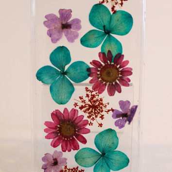Jackie iPhone 6/6S Dried Flower Phone Case