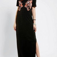 Silence + Noise Roaring Tiger Maxi Dress