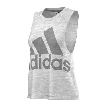 adidas® Logo Tank Top - JCPenney