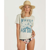 WAVES FOR DAYS TEE