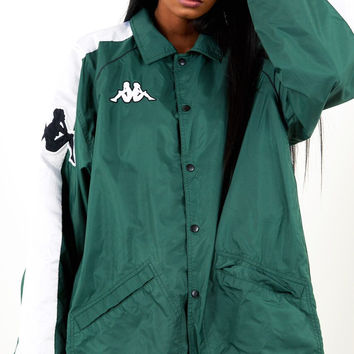 Vintage Kappa Jacket Green