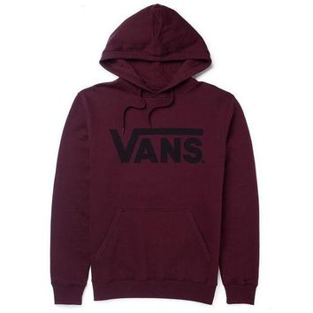 ESBKG5 Vans Fashion Long Sleeve Pullover Sweatshirt Top Sweater