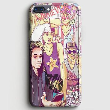 Niall Horan Case iPhone 8 Plus Case