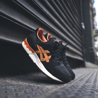 Asics Gel Lyte V - Black / Tan