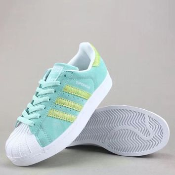 Adidas Superstar Fashion Casual Low-Top Old Skool Shoes-2