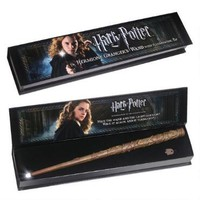 Hermione's Light-up Collectible Wand by Noble Collection |