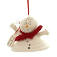 Holiday Ornaments I'M HAVING A MELTDOWN Snowpinions Wine Glass 6001177