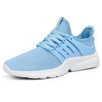 ZOCAVIA Women's Running Shoes Ultra Lightweight Breathable Mesh Sport Sneaker Casual Athletic Shoes