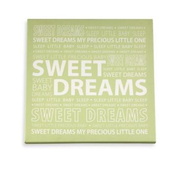 Wendy Bellissimo™ Mix & Match Sweet Dreams Canvas Wall Art