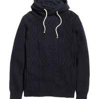 H&M Hooded Sweater $19.99