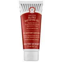 First Aid Beauty Skin Rescue Oil-Free Mattifying Gel Moisturizer (2 oz)