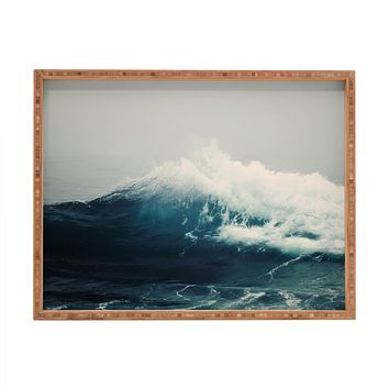 Bree Madden Sea Wave Rectangular Tray