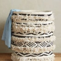 Moroccan Wedding Basket by Anthropologie in Ivory Size: One Size Office