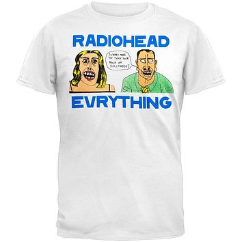 Radiohead - Hollywood Soft T-Shirt