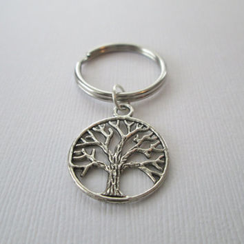Family Tree Keychain