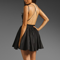 keepsake Perfect Stranger Dress in Black from REVOLVEclothing.com