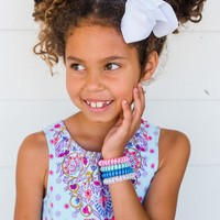 Girls' Hair Bow Clips (MORE COLORS)