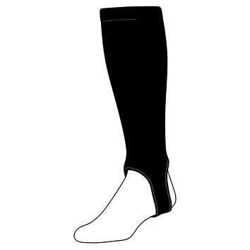 4 inch baseball stirrup (Pattern A)