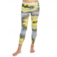 DC Comics Batman Tie Dye Print Tights