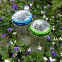 Nuby Silicone Sippy Cup Lid - The Pint and a Half