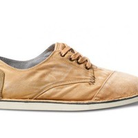 Tan Bastien Men's Desert Oxfords | TOMS.com