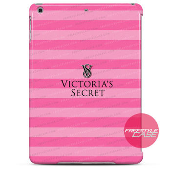 Victoria Secret Pink Stripes iPad Case 2, 3, 4, Air, Mini Cover