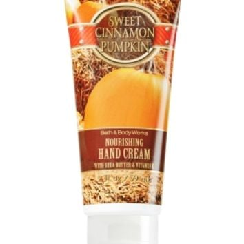 Nourishing Hand Cream Sweet Cinnamon Pumpkin
