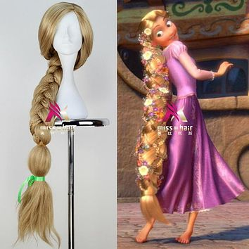 Halloween Princess Rapunzel Wig