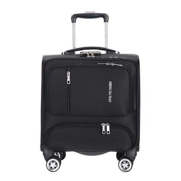18 INCH Waterproof Oxford Suitcase Trolley Luggage
