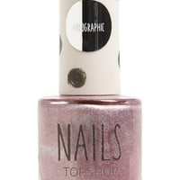Topshop 'Holographic' Nail Polish (2 for $14)