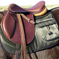 Saddles Tack Horse Supplies - ChickSaddlery.com Comfort Plus Pocket Pad