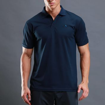 Performance Short Sleeve Polo Golf Shirt