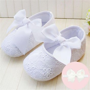 Baby Shoes Spring Soft Sole Girl cotton