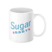 SUGAR BABY COFFEE MUG
