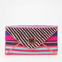 Ecote Retro Tide Clutch