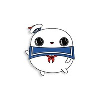 Stay Puft by Tomi Monstre