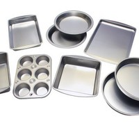 EZ Baker Nine Piece Bakeware Set