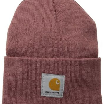 Carhartt Women's Knit Beanie Hat,Wild Ginger  (Closeout),One Size
