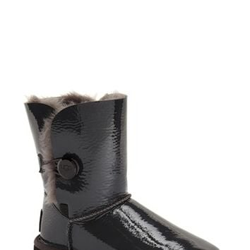 UGG® Australia 'Bailey Button - Mirage' Water Resistant Boot (Women) | Nordstrom