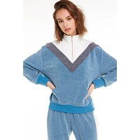 Wildfox Soto Warm Up Pullover