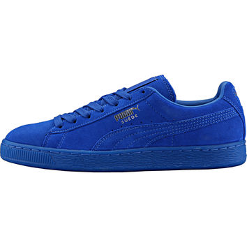 Puma Suede Classic + Iced - Royal Blue/Royal Blue