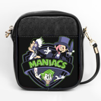 Bat Maniacs Crossbody