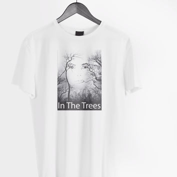 Face in The Tree's T-Shirt Collection