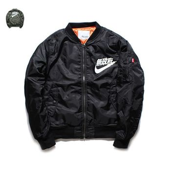 Sons of Anarchy NIKE chinesse writing bomber jacket