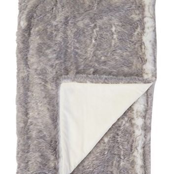 Nordstrom Rack | Eclipse Faux Fur Throw | Nordstrom Rack
