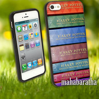 Harry potter book's new series cover case for iPhone 4 4S 5 5C 5S 6 6 Plus Samsung Galaxy s3 s4 s5 Note 3