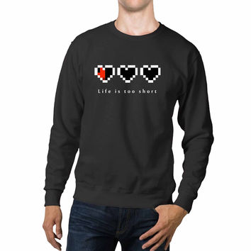 The Legend Of Zelda Heart Unisex Sweaters - 54R Sweater